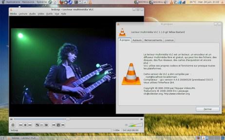 VLC 1.1 el reproductor universal con aceleración de GPU - vlc