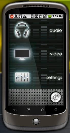 Reproductor multimedia para Android, Zimly - zimly