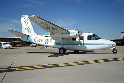 Google compra a ITA, el buscador de viajes aéreos - 500x_google-plane