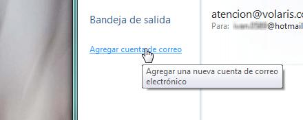 Agregar cuenta correo windows live mail 1 Como agregar cuenta correo hotmail a Windows Live Mail