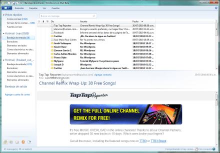 Agregar cuenta correo windows live mail 3 Como agregar cuenta correo hotmail a Windows Live Mail