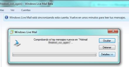 Agregar cuenta correo windows live mail 6 Como agregar cuenta correo hotmail a Windows Live Mail