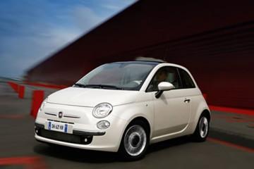 Carros de futbolistas famosos - Alessandro-Del-Piero-Fiat-500