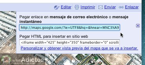 Como activar acortador url google maps 1 Como activar acortador de enlaces de Google Maps