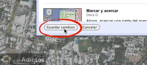 Como activar acortador de enlaces de Google Maps - Como-activar-acortador-url-google-maps_5