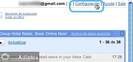 Como hacer una firma de correo en gmail 1 Hacer firma de correo en Gmail