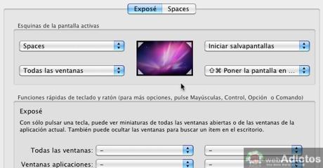Configurar esquinas activas Mac 6 Configurar esquinas activas en Mac