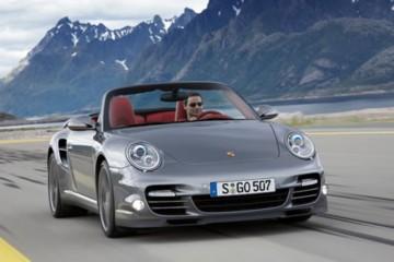 David Beckham Porsche 911 Turbo Cabriolet Carros de futbolistas famosos