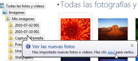 Importar fotos con Galería de Fotos de Windows Live - Importar-fotos-camara-galeria-fotografica-windows_9