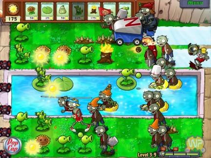 Plantas vs Zombies en Xbox Live - Plantas-vs-Zombies-para-el-Xbox-Live