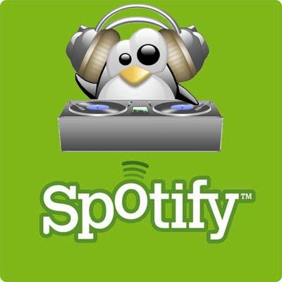 Spotify libera una versión para Linux - SpotifyLinux4