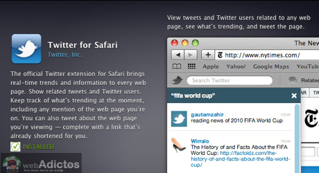 Tour Twitter para Safari - Twitter-para-Safari-extension_1