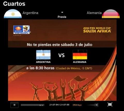 Argentina vs Alemania en vivo - argentina-alemania-en-vivo-mundial