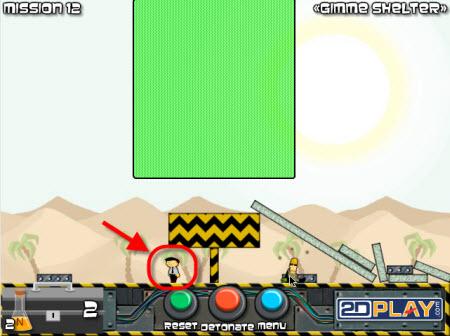 Juegos online, Building blaster - civiles-building-blaster-2