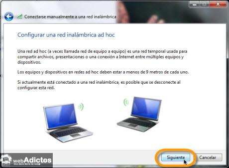 Crear una red entre varios equipos en windows 7 - configurar-una-red-inalambrica-ad-hoc