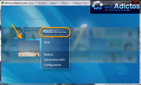 Editar imagenes en Windows Media Center - editar-imagenes-windows-media-center