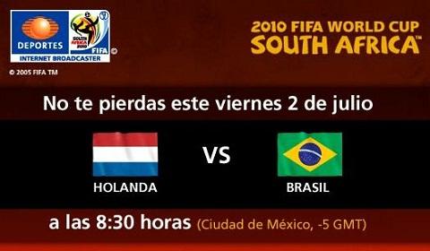 Holanda vs Brasil en vivo - holanda-brasil-en-vivo-mundial