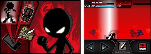 Juegos iPod / iPhone, iKunFu Master - ikunfu-master