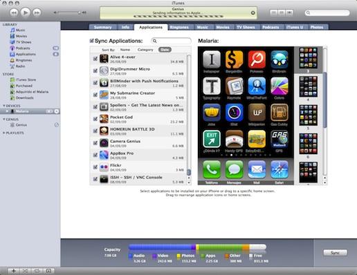 iTunes se actualiza a la versión 9.2.1 - itunes-9.2.1