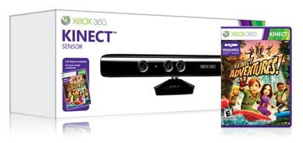 Kinect ya tiene precio OFICIAL y Xbox 360 nuevas características - kinect-xbox