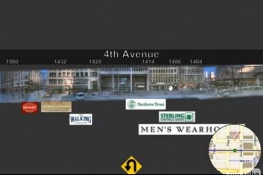 Microsoft Street Slide, otra manera de ver las calles - microsoft-slide-570x380