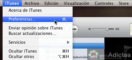 Personaliza lo que te enseña iTunes - personalizar-que-te-muestra-safari_2