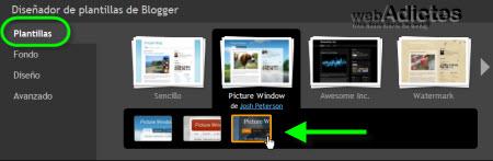 Diseña un tema para tu blog de Blogger - plantillas-de-blogger2