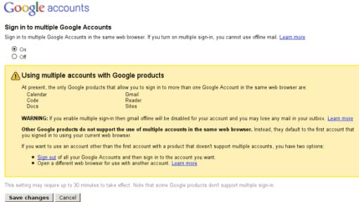 Google dará soporte a la multisesión en sus servicios - sign-in-to-multiple-google-accounts