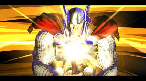 Thor y Amaterasu confirmados para Marvel vs Capcom 3 - thor-marvel-vs-capcom-3