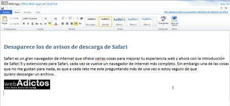 Crear documentos de Office 2010 en línea - word-en-linea1