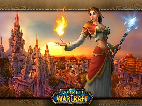 World of Warcraft podría ser gratis - world-of-warcraft-podria-ser-gratis