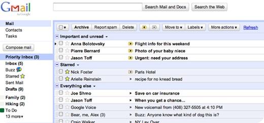 Google presenta Priority Inbox para Gmail - Gmail-PriorityInbox