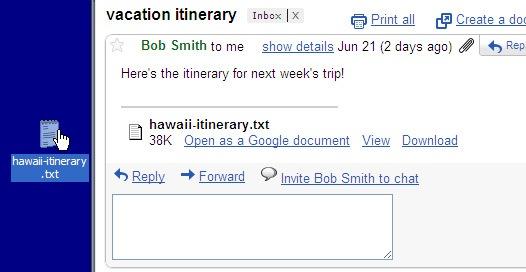 Gmail añade opción para descargar adjuntos con arrastrar y soltar - Gmail-arrastrar-y-soltar