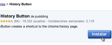 Accede a tu historial rapidamente en Google Chrome - History-Button-historial-chrome_3