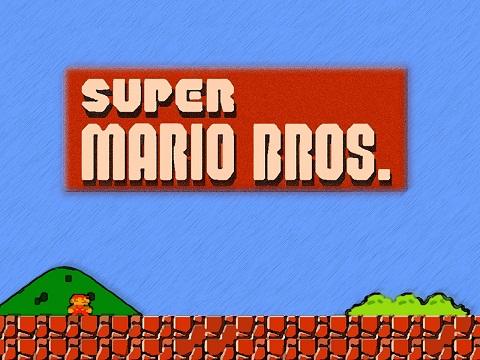 Mario Bross controlado con los ojos Mario Bros controlado con los ojos