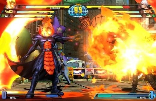 Nuevos personajes revelados de Marvel Vs Capcom 3 - Marvel-vs-capcom-3