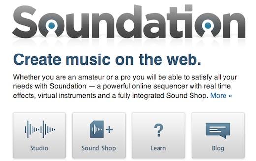 Crea y comparte música online con Soundnation Studio - Soundnation-Studio