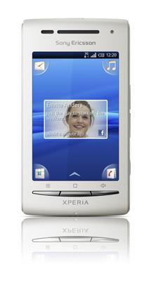 Nuevos Sony ericsson Xperia con Android - Xperia-X8