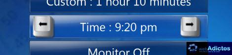 Agregar un Sleep Timer a Windows Media Center - ajustar-hora-sleep-timer-windows-media-center