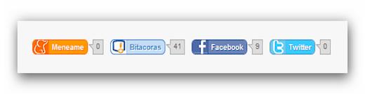Comparte tus publicaciones en las redes sociales con ic-Besocial - besocial-wordpress-plugin