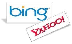El motor de búsquedas de Yahoo es Bing - bing-y-yahoo-se-unen-contra-google