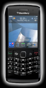 Blackberry Pearl 3G en Latinoamérica - blackberry-pearl-9100