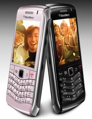 Blackberry Pearl 3G en Latinoamérica - blackberry-pearl