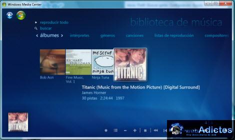 Copiar un CD desde Windows Media Center - cd-copiado-windows-media-center