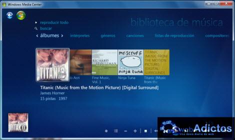 Copiar un CD desde Windows Media Center - copiar-cd-en-windows-media-center
