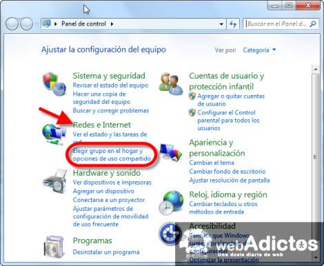 Crear un Grupo en el Hogar en Windows 7 - elegir-grupo-en-el-hogar