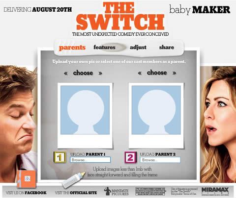 Hacer tu bebe en linea, Switch Baby Maker - hacer-un-bebe