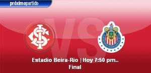 Internacional vs Chivas en vivo, minuto a minuto - Final Libertadores - internacional-chivas-en-vivo-final-libertadores