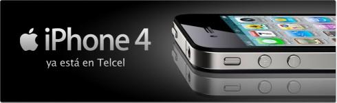 iphone 4 telcel1 e1282883191151 Planes iPhone 4 en Telcel