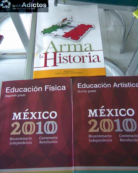 libros educacion fisica artistica SEP lanza nuevos libros de texto gratuito por Bicentenario